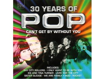 30 Years Of Pop - 2005 - CD - Bålsta - 30 Years Of Pop - 2005 - CD - Bålsta