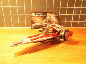 LEGO Star Wars 6205:  V-wing Fighter