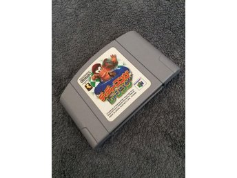 Diddy Kong Racing till N64 Nintendo 64. Auktion nr 3
