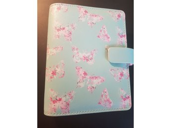 Filofax pocket butterfly