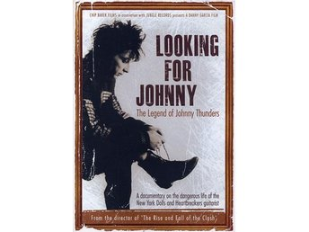 Looking for Johnny / Legend of Johnny Thunders (DVD) - Nossebro - Looking for Johnny / Legend of Johnny Thunders (DVD) - Nossebro