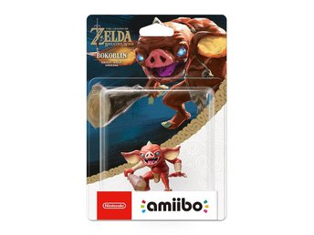 Amiibo Figurine - Bokoblin (Zelda: Breath of the Wild Collection) - Amiibo