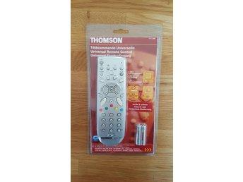 Thomson Universal Fjärrkontroll för TV Video DVD Satelitmotagare - Näsviken - Thomson Universal Fjärrkontroll för TV Video DVD Satelitmotagare - Näsviken