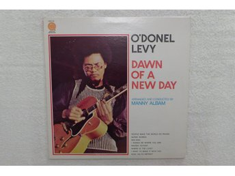 O´DONEL LEVY - LP - DAWN OF A NEW DAY - JAZZ FUNK SOUL 1973!!!