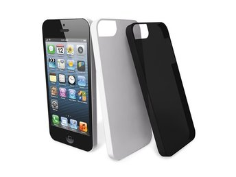 UltraThin skal iPhone 5/5s Svart+Vitt