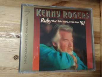 Kenny Rogers - Ruby, Don't Take Your Love To Town '91, CD