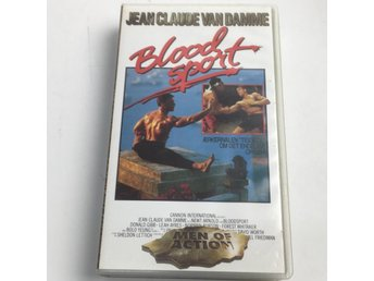 VHS-film, Blood sport