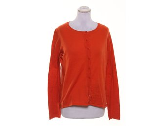 Knitwear By Jackpot, Kofta, Strl: L, Orange