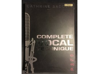 Complete Vocal Technique - Cathrine Sadolin