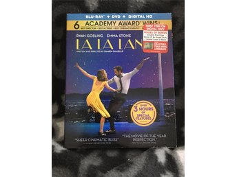 La La Land - Blu-Ray - Import