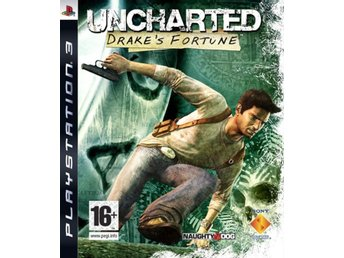 Uncharted: Drakes Fortune - Platinum - Playstation 3