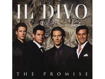 Il Divo: The promise 2008 (CD)