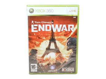Tom Clancy's EndWar (NYTT)