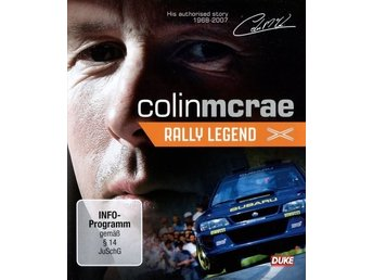 Colin McRae: Rally Legend (Beg)