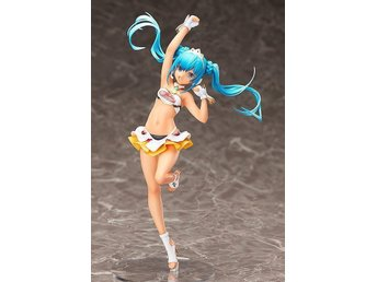 GOOD SMILE Racing Hatsune Miku 1/8 Racing 2015 Thailand ver figur anime manga