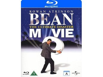Mr Bean / Den totala katastroffilmen (Blu-ray)