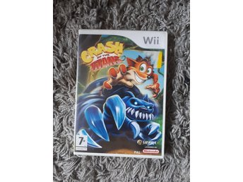 Crash of the titans wii spel