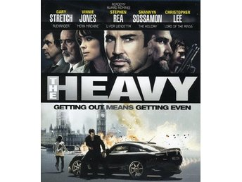 The Heavy (Blu-ray) Action med Gary Stretch