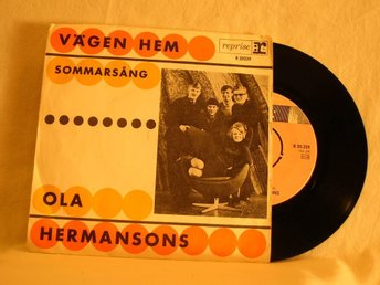 Ola Hermansons     -   Vägen hem                  w. PS