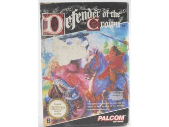 EMPTY BOX - Defender Of The Crown (box only, no game!) -  - PAL (EU)