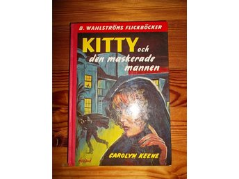 KITTY OCH DEN MASKERADE MANNEN - CAROLYN KEENE
