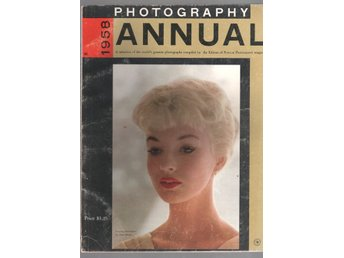Photography annual 1958