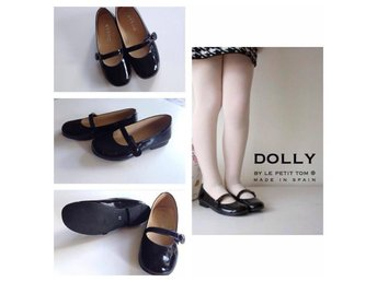 Dolly by Le Petit Tom - Skor Mary Janes - st. 28