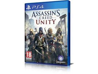 Assassins Creed Unity Ps4 - Falun - Assassins Creed Unity Ps4 - Falun