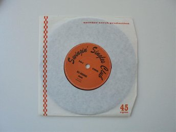 VINYLSINGEL     ALL ORANGE / GROGDOGS