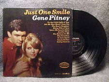 LP Gene Pitney  Just one smile