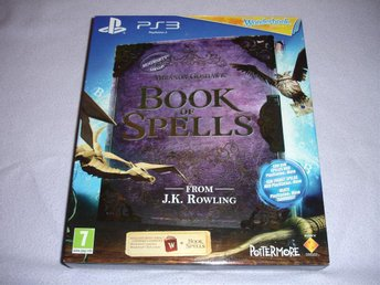 WONDERBOOK BOOK OF SPELLS PLAYSTATION 3