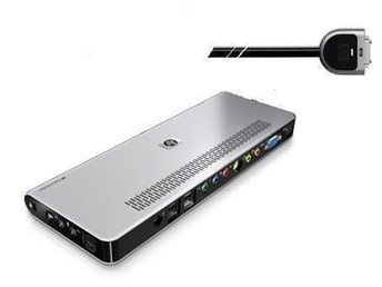 HP 430326-001 Quickdock RH891AV Docking Station