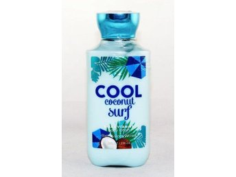 BATH & BODY WORKS COOL COCONUT SURF BODY LOTION *LIMITED*
