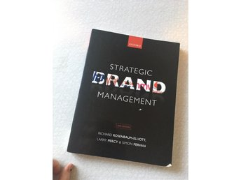 Strategic Brand Management av Rosenbaum-Elliot, Percy & Pervan