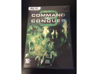 Command & Conquer 3 Tiberium Wars Kane Edition till PC