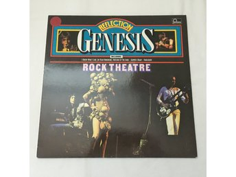 GENESIS Reflection NM LP GER -75
