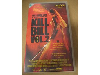 VHS - Kill Bill, vol.2