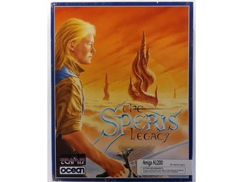 The Speris Legacy - Amiga