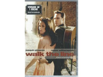 WALK THE LINE  (SVENSKT TEXT)