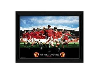Manchester United bild Legends 40 x 30