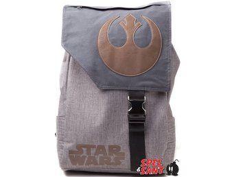 Star Wars Rebel Alliance Canvas Backpack Grå