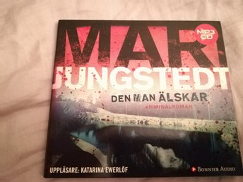 Ljudbok Den Man Älskar, MARI JUNGSTEDT mp3cd