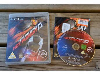 Need for Speed Hot Pursuit PS3 Playstation 3 Komplett OK Skick