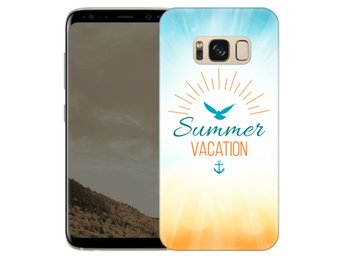 Samsung Galaxy S8 Skal Summer Vacation