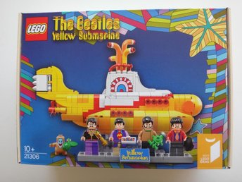 The Beatles Yellow Submarine 21306 - Lego - Se Beskrivning