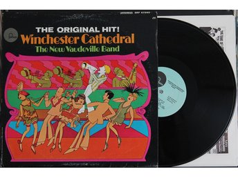New Vaudeville Band - Winchester Cathedral - LP