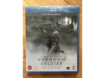 Okänd soldat - Unknown Soldier (blu-ray) ***INPLASTAD***