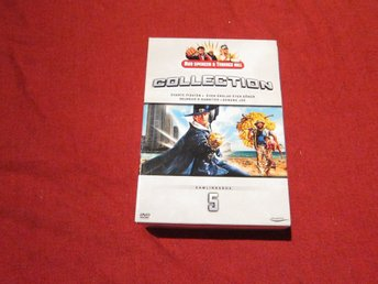 DVD BOX: Terence Hill & Bud Spencer Collection DVD