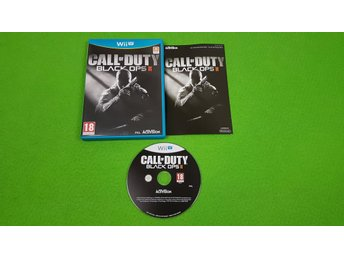 Call of Duty Black Ops 2 KOMPLETT Nintendo WiiU wii u