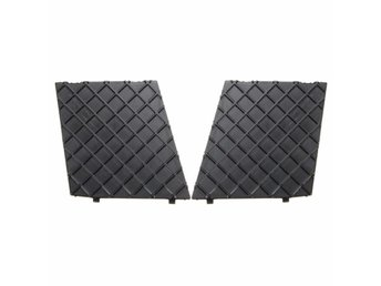 2pcs Front Bumper Lower Mesh Grill Trim Cover Left and Ri...
